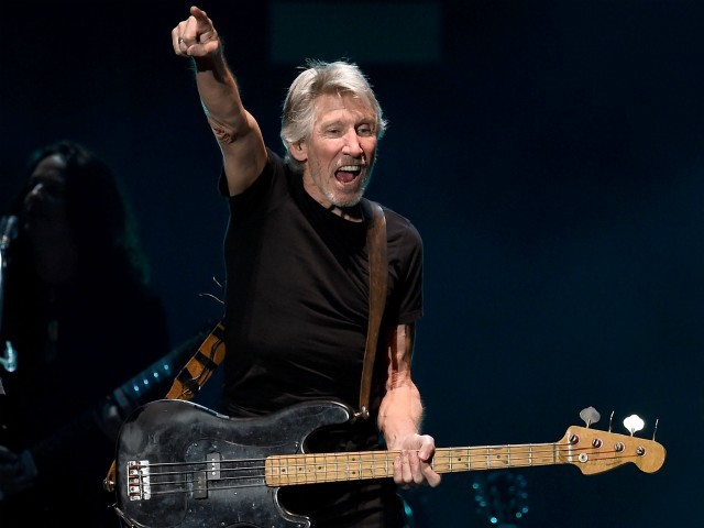 Roger Waters Sings Terrorists' Anti-Israel Anthem: 'We'll Take Back the Land, from the River to the Sea'
