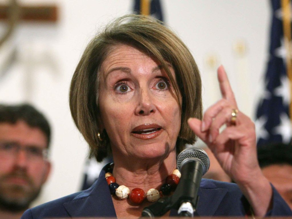 FLASHBACK: Nancy Pelosi Used 'Swastika' Attack on Tea Party in 2009