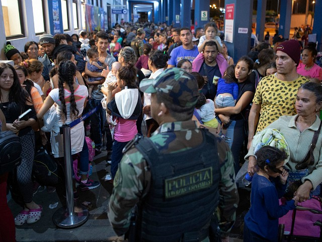 Reports: Venezuelan Migrants Flooding Guyana's Gold-Rich Border