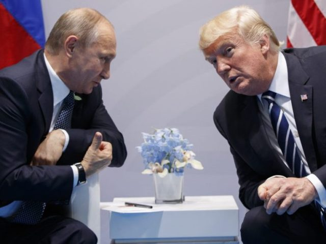 Democrats Claim, Without Evidence, Trump Gave Ventilators to Russia as 'Political Favor'