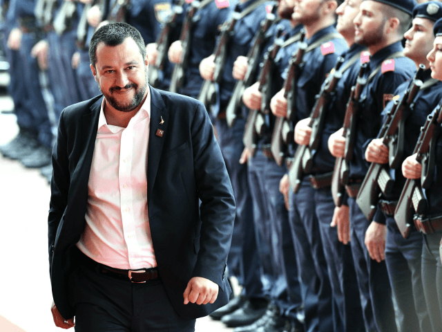 Salvini Migrant Trial Postponed After Leaked Chats and Coronavirus
