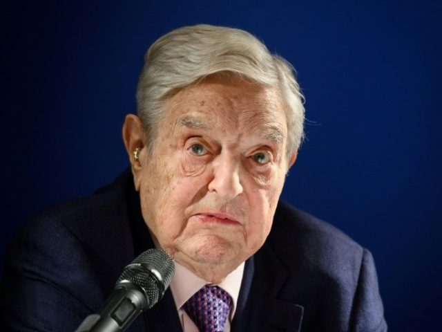 Soros Attacks Salvini, Says He Wants to Get Italy Out of the EU