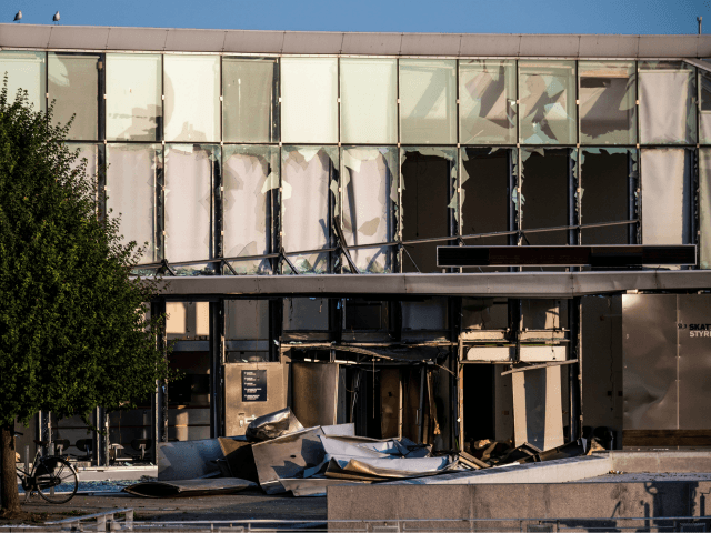 Two Swedish Citizens Charged After Danish Tax Office Bombed