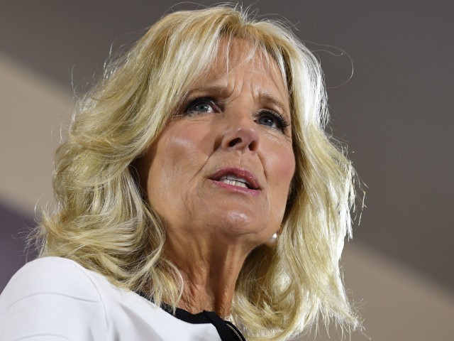 Jill Biden: 'A Lot of Republicans Are Going to Vote for Joe' -- Trump's Supporters 'Disillusioned'
