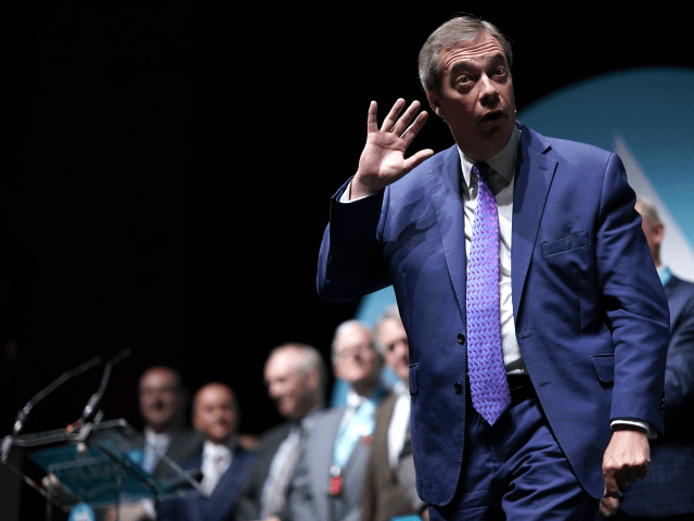 'Immediate Effect': Nigel Farage Leaving LBC Radio