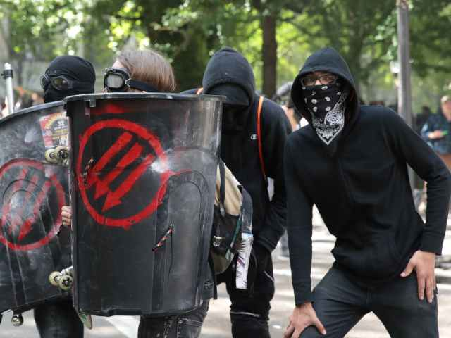 Rutgers Lecturer Condemns Trump's Labeling of Antifa as Terrorist Organization
