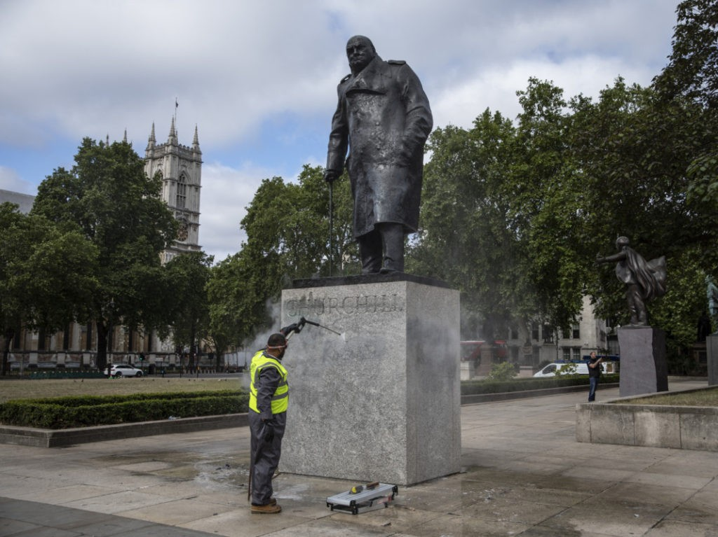 Delingpole: 'Churchill Was Racist', Say BLM. Wait Till They Hear About the Guy He Beat...