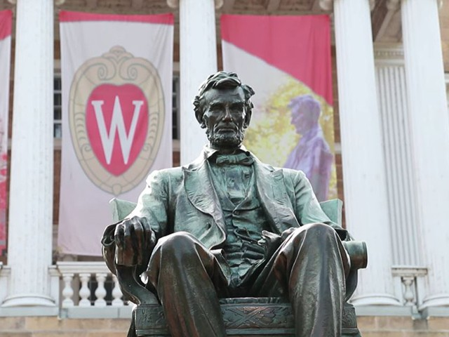 Nolte: UW-Madison Students Demand Removal of Lincoln Statue