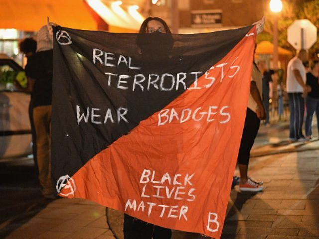 Black Lives Matter Anti-Cop Protests Part of Agenda Seeking Socialist Revolution