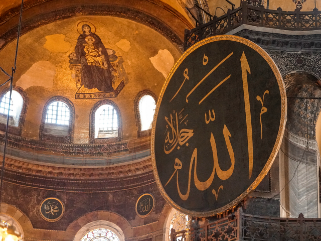 World Council of Churches Dismayed by Re-Islamisation of Hagia Sophia