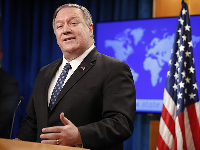 Pompeo Appoints Envoy for the Arctic as China Eyes Further Inroads There