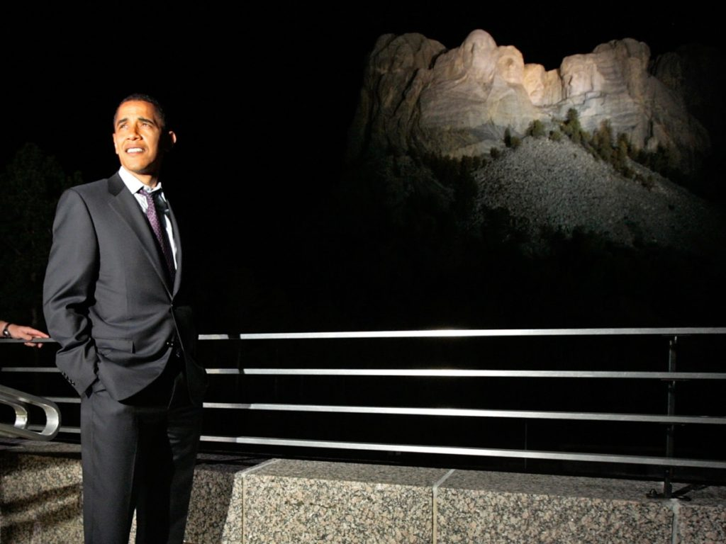CNN Praised Mt. Rushmore When Obama Visited; Attacks When Trump Visits