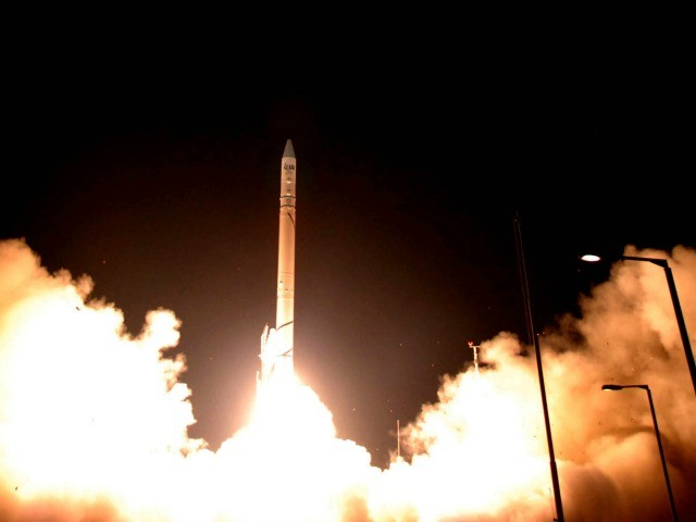 Israel Announces Successful Launch of New Spy Satellite