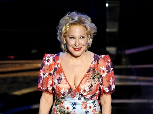 Bette Midler (Slightly) Walks Back Dig at Melania: 'I Was Wrong to Make Fun of Her Accent'