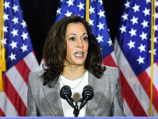 Kamala Harris Mentions China Zero Times While Blaming Trump for the Coronavirus