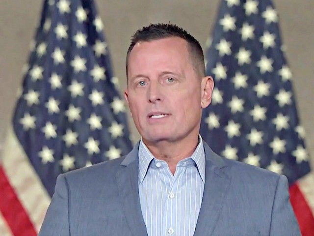 RNC: Ric Grenell Torches 'Unlimited Globalization' that 'Hollowed Out' U.S.