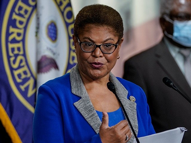 Karen Bass's Campaign Gave Nearly $100K to Nonprofit She Co-Founded Which Paid Her $70K+ for 'Consulting'
