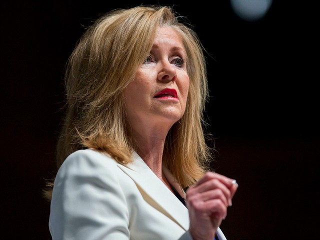Exclusive – Marsha Blackburn Previews RNC Speech: 'Heroes' Comprise 'Thin Blue Line' of Police Between 'Calm and Chaos'