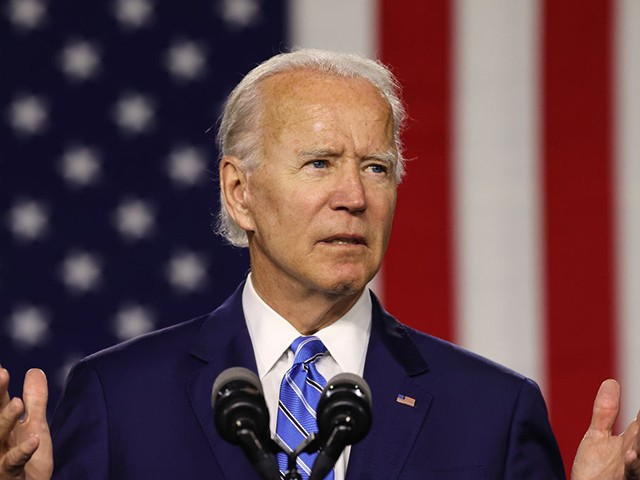 Biden Pledges to Solve Coronavirus, Poverty, Climate Change, Racism in Lofty Speech