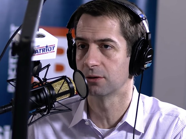 Exclusive--Cotton: Google Suppression of Political News Critical of Democrats Is Election Interference