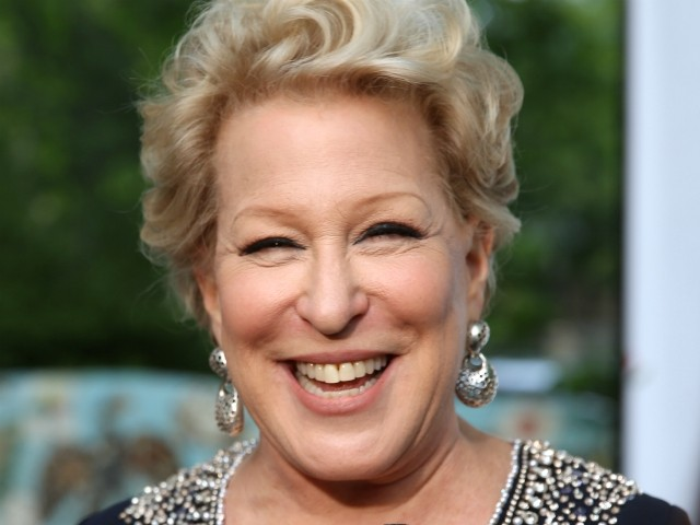 Bette Midler During Rand Paul RNC Speech: Where's His Neighbor When We Need Him?