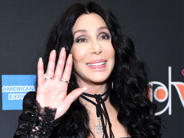 Cher Looks Into Volunteering at the Post Office