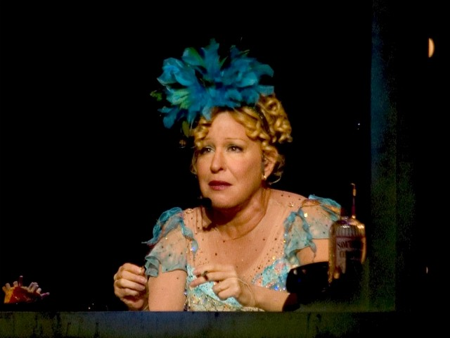 Bette Midler: 'Trump's Thinking of Something Nuts' and He May Tweet 'A D*ck Pic'