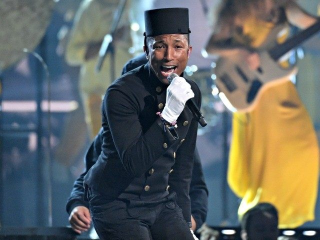 Pharrell Williams: 'America's Past and Present Are Racist'