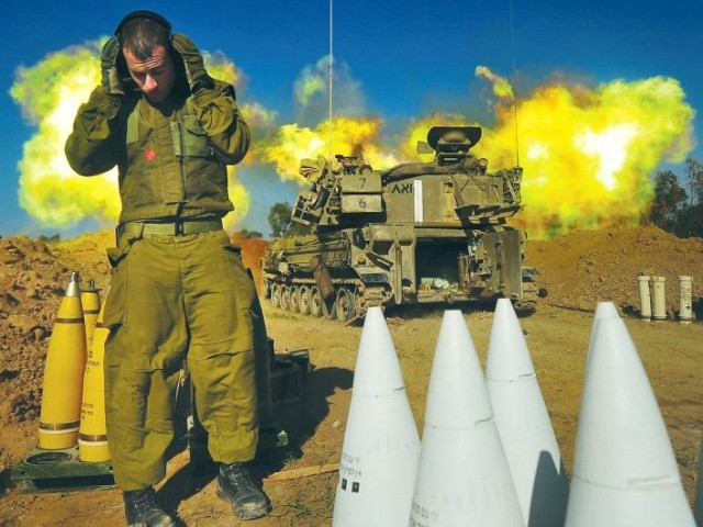 Israel Strikes Gaza After Palestinian Terrorists Fire Rockets