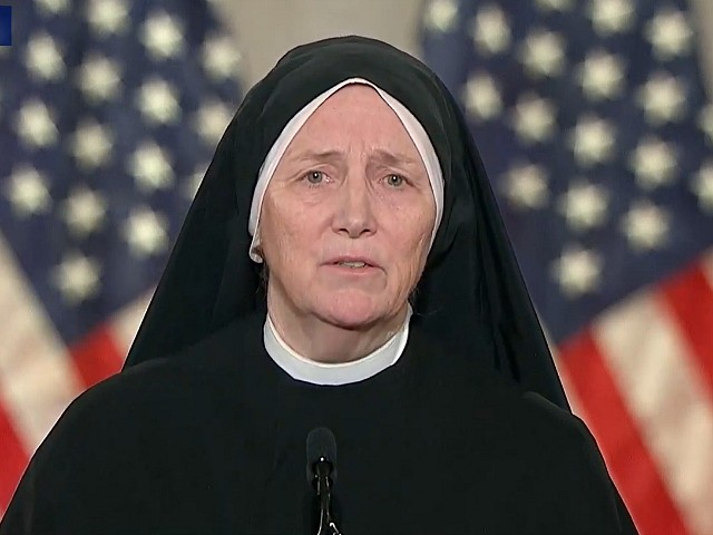 Sister Byrne at RNC: 'The Largest Marginalized Group in the World' Is the 'Unborn'
