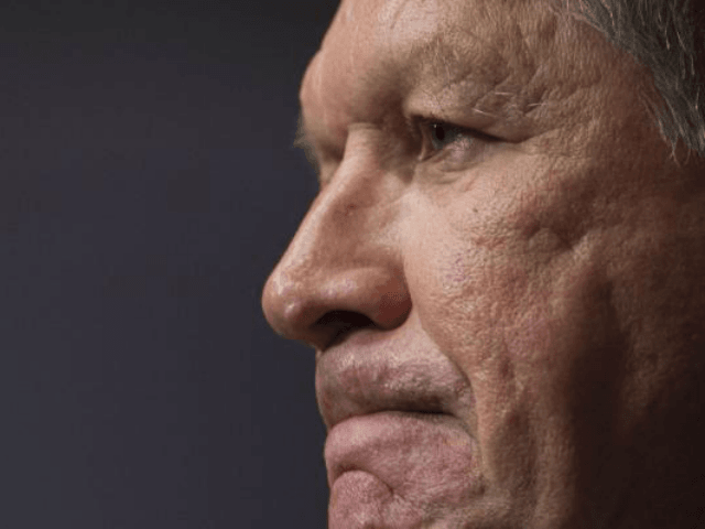 Kasich: Supporting Trump Is Not Consistent with Biblical Teachings -- Biden 'Is a Man of Deep Faith'