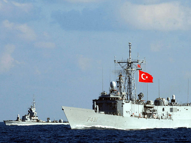 Turkey's Drive to Become Maritime Powerhouse Unsettles Mediterranean