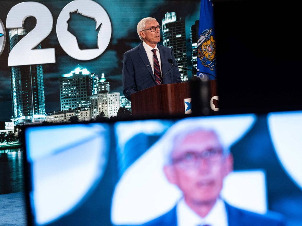Charity Burned in Kenosha Expresses 'Anger and Disgust with Governor Tony Evers'