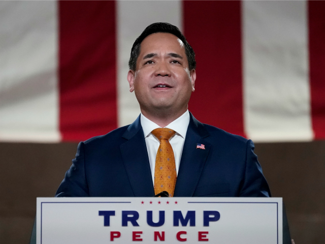 Utah Attorney General Sean Reyes at RNC: 'President Trump Is a Warrior Against Human Trafficking'