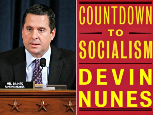 Exclusive -- Devin Nunes to Release New Book: 'Countdown to Socialism'