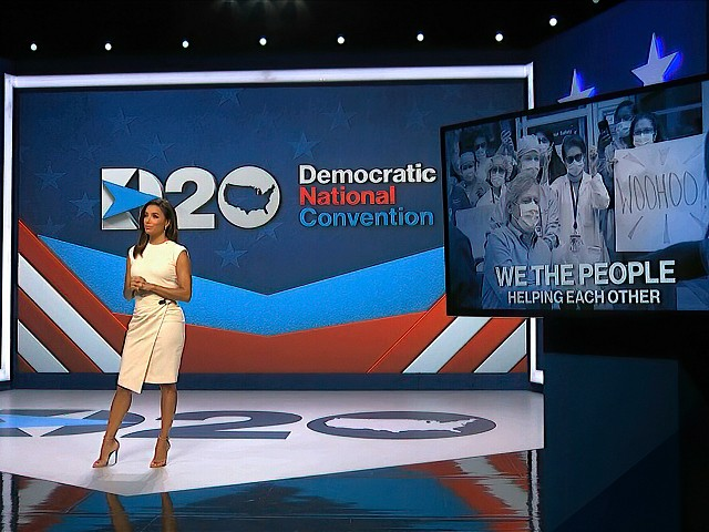 MSM Members Pan DNC: 'Feels Like One Long Ad on YouTube,' 'Please Talk Me Off the Ledge,' 'Unwatchable'
