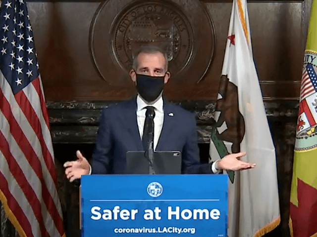 L.A. Mayor Eric Garcetti Shuts Off Power at TikTok 'Party House'