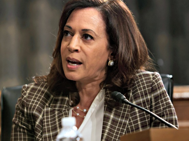 Biden VP Pick Kamala Harris Voiced Support for Defunding the Pentagon in July