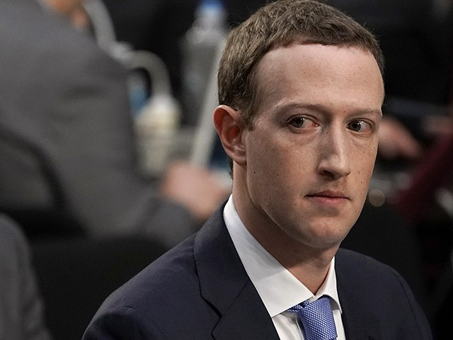 Report: Mark Zuckerberg Warned President Trump About Rise of Chinese Tech Giants