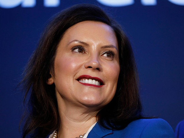 Whitmer: Trump Denying this Virus Is Deadly -- He 'Has Deceived the Public'
