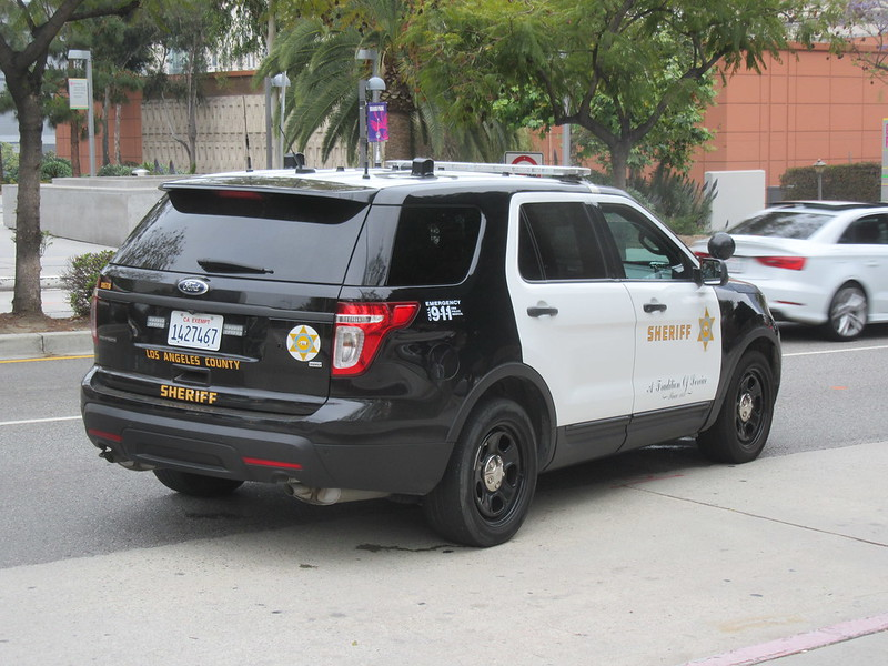 One LASD Deputy Shot in the Face; Other Shot in the Head