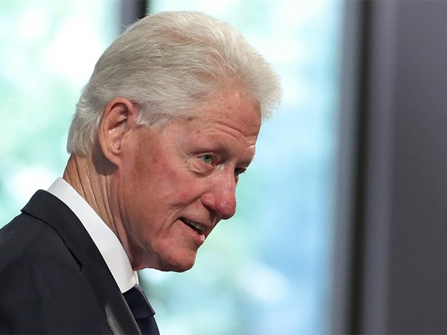 Bill Clinton: McConnell, Trump 'Hypocritical' -- 'Their First Value Is Power'