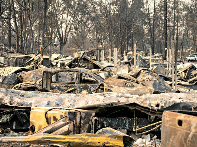Oregon Wildfires Force 500,000 People to Flee Homes, Businesses