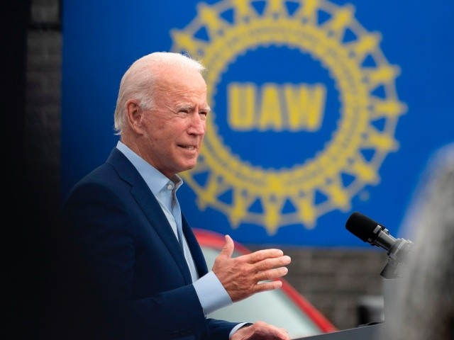 Joe Biden Ignores Record Offshoring of American Auto Jobs in Pitch to Auto Workers in Michigan