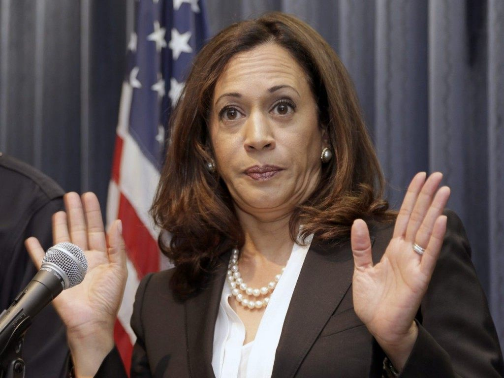Kamala Harris Promises She and Biden Will Be 'More Progressive' on Police Reform