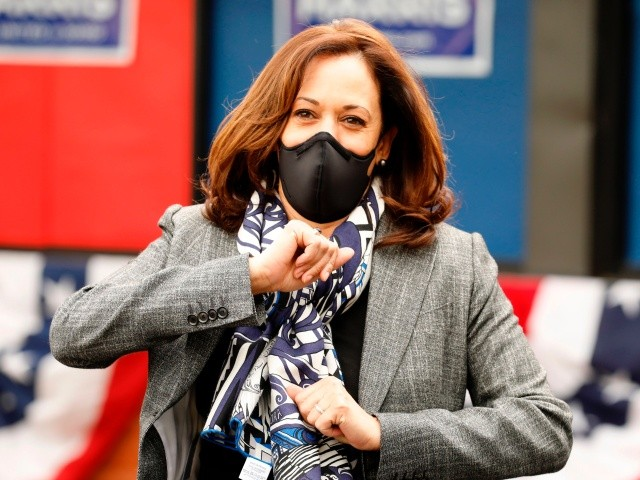 Report: Kamala Harris Promoted Bail Fund that Freed Six Domestic Abusers