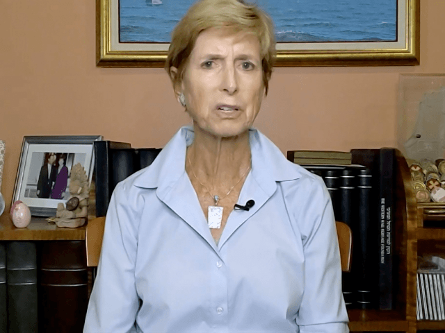 Christine Todd Whitman: I'm 'Terrified' in 2nd Term Trump Will Turn U.S. into North Korea
