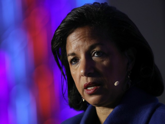 Susan Rice: 'Dear Leader' Trump's Patriotic Education Executive Order 'Communist, Retro, Crazy'