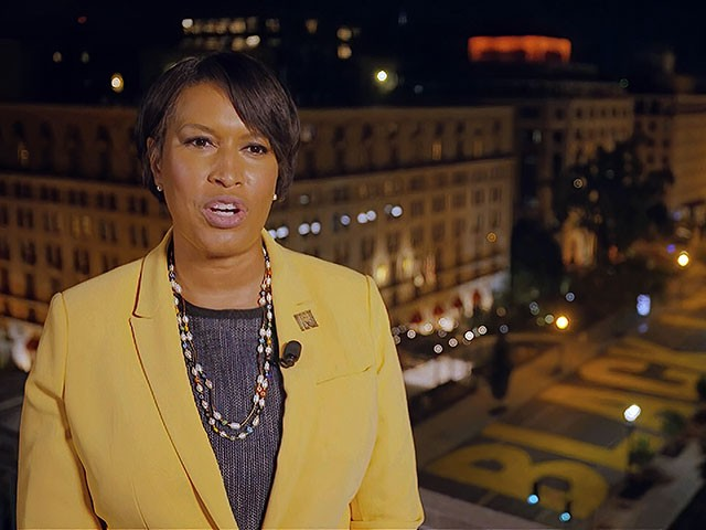 D.C. Mayor Muriel Bowser Worried About 'Race War,' Blames 'Leadership' for Inciting Violence