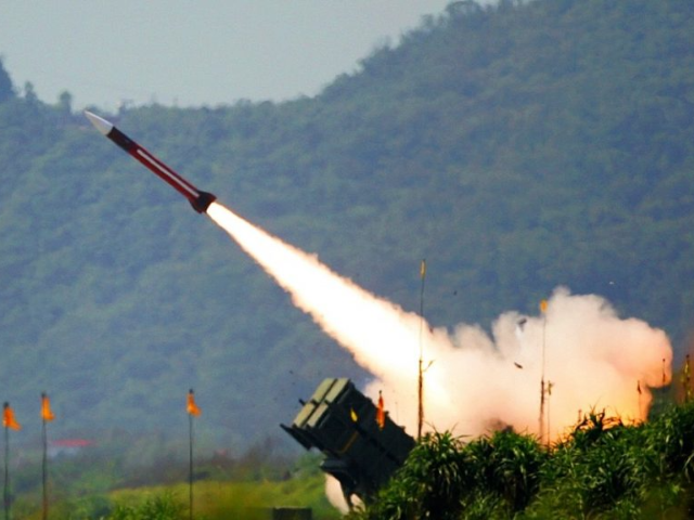 Report: Taiwan to Buy a Least Seven Major U.S. Weapons Systems